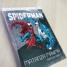 Cómics: DE KIOSCO SPIDERMAN 30 LA COLECCION DEFINITIVA PRECINTADO PANINI. Lote 214603677