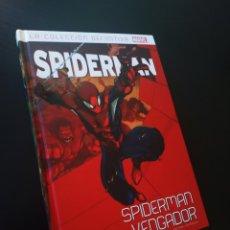 Cómics: DE KIOSCO SPIDERMAN 57 SPIDERMAN VENGADOR LA COLECCION DEFINITIVA PANINI. Lote 214604021