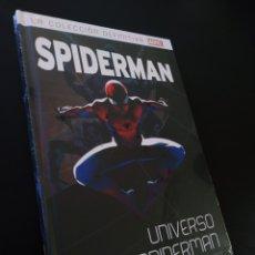 Cómics: DE KIOSCO SPIDERMAN 60 UNIVERSO SPIDERMAN LA COLECCION DEFINITIVA PANINI PRECINTADO. Lote 214604725