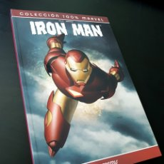 Cómics: DE KIOSCO IRON MAN EXTREMIS COLECCION 100% MARVEL TOMO PANINI. Lote 214621747
