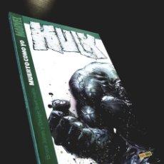 Cómics: DE KIOSCO HULK 3 MUERTO COMO YO TOMO PANINI. Lote 214782025