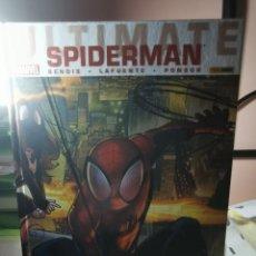 Cómics: ULTIMATE SPIDERMAN, EL MUNDO SEGÚN PETER PARKER. Lote 214792585