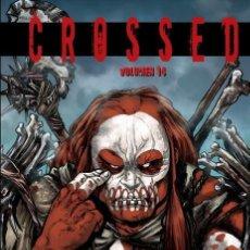 Cómics: CROSSED 14 - PANINI / AVATAR / TAPA DURA. Lote 214854916