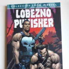 Comics: COLECCIÓN 100% MARVEL. TOMO LOBEZNO PUNISHER. EL SANTUARIO DEL MAL. Lote 215183027