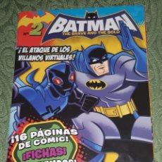 Cómics: TEBEOS-COMICS GOYO - BATMAN THE BRAVE AND THE BOLD 2 - PANINI - AA97. Lote 215203708