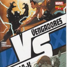 Cómics: CÓMIC LOS VENGADORES VS LA PATRULLA - X Nº 5 ED. PANINI. Lote 215731058