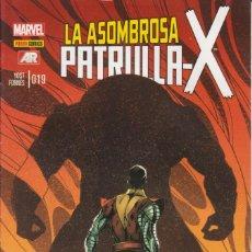 Cómics: CÓMIC LA ASOMBROSA PATRULLA-X Nº 19 ED. PANINI. Lote 275706178
