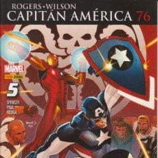Cómics: CÓMIC CAPITÁN AMÉRICA Nº 76 ED. PANINI. Lote 215736006