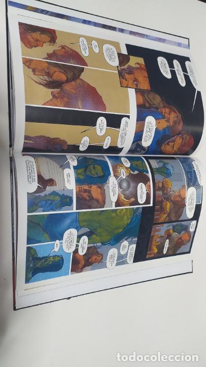 Cómics: la ultima historia de los vengadores panini comics marvel tapa dura buen estado - Foto 3 - 215818061