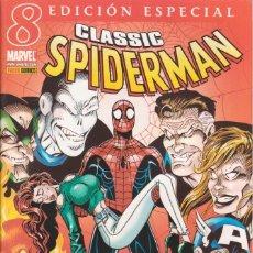 """Cómics: CÓMIC """" CLASSIC SPIDERMAN """" Nº 8 ED, ESPECIAL PANINI 64 PGS.. Lote 215895746"""