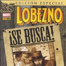 "Cómics: CÓMIC "" LOBEZNO "" Nº 35 ED, ESPECIAL PANINI 48 PGS.. Lote 215903150"