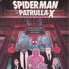 Cómics: CÓMIC MARVEL SPIDERMAN Y LA PATRULLA-X Nº 39 ED, PANINI 32 PGS.. Lote 275705948