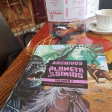 Cómics: EL PLANETA DE LOS SIMIOS. Lote 216422106