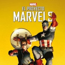 Cómics: EL PROYECTO MARVELS - PANINI - CARTONE - MUY BUEN ESTADO - OFM15. Lote 216432826
