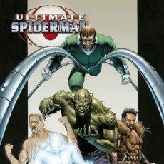 Cómics: ULTIMATE SPIDERMAN INTEGRAL Nº 5 LOS SEIS SINIESTROS - PANINI - CARTONE - IMPECABLE - OFM15. Lote 216608002