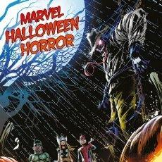 Cómics: MARVEL HALLOWEEN HORROR - PANINI - CARTONE - IMPECABLE - OFM15. Lote 216609907