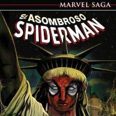 Cómics: MARVEL SAGA Nº 73 EL ASOMBROSO SPIDERMAN. SPIDER ISLAND - PANINI - CARTONE - IMPECABLE -OFM15. Lote 216610797