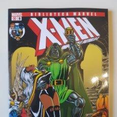 Cómics: BIBLIOTECA MARVEL X-MEN Nº 9 - TOMO MARVEL PANINI. Lote 216690005