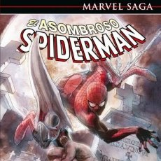 Cómics: MARVEL SAGA Nº 61 EL ASOMBROSO SPIDERMAN. CACERIA MACABRA - PANINI - MUY BUEN ESTADO - OFM15. Lote 216698545