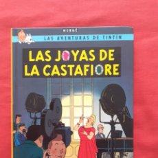 Cómics: LAS JOYAS DE LA CASTAFIORE LAS AVENTURAS DE TINTIN 2002 CASTERMAN PANINI. DESCATALOGADO. Lote 216760520