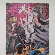 Cómics: LA IMPOSIBLE PATRULLA-X - Nº 19 - LA BATALLA DEL ÁTOMO - GRAPA MARVEL PANINI. Lote 216790792
