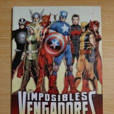 Cómics: IMPOSIBLES VENGADORES, 5 - PANINI - MARVEL. Lote 216848870