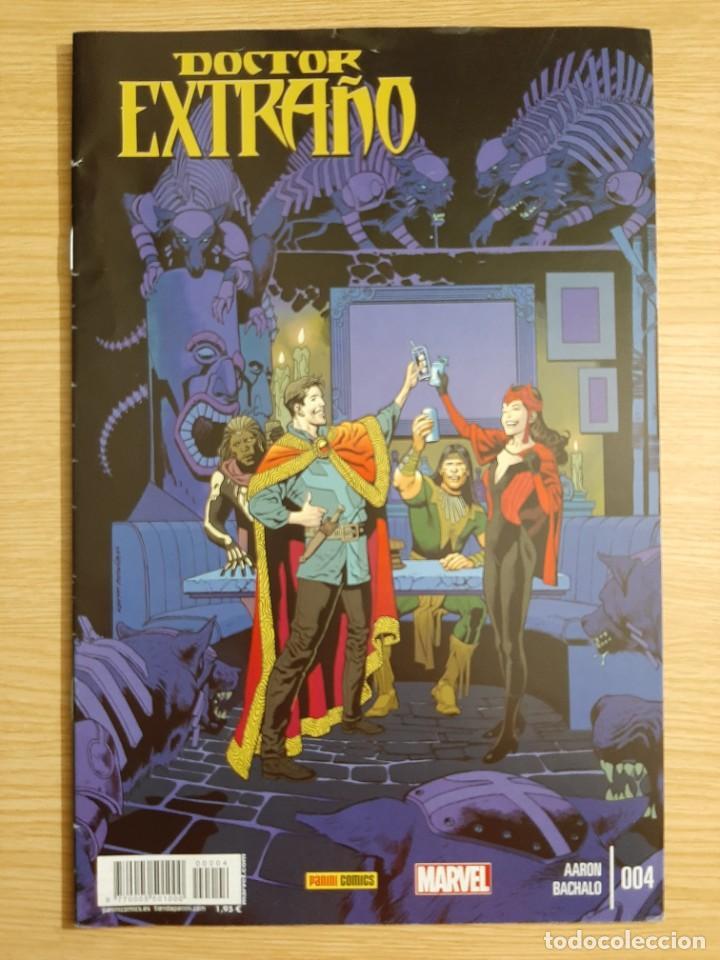 DOCTOR EXTRAÑO, 4 - PANINI - MARVEL (Tebeos y Comics - Panini - Marvel Comic)