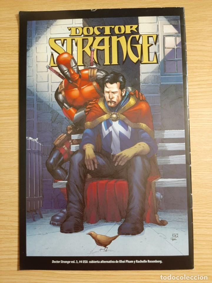 Cómics: DOCTOR EXTRAÑO, 4 - Panini - Marvel - Foto 2 - 216849288