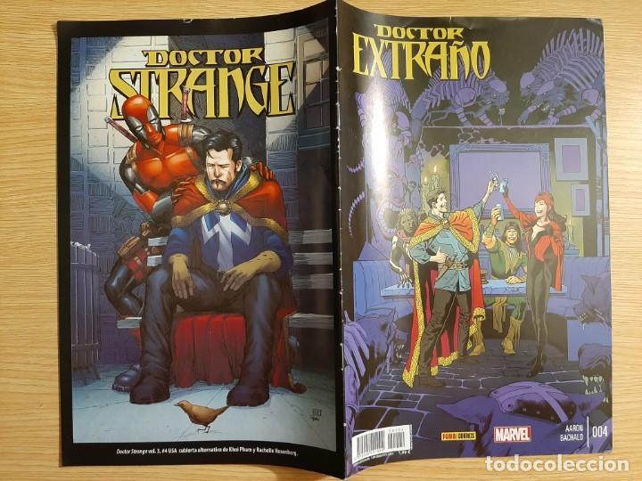 Cómics: DOCTOR EXTRAÑO, 4 - Panini - Marvel - Foto 3 - 216849288