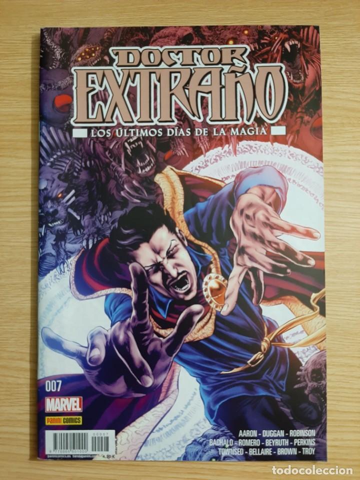 DOCTOR EXTRAÑO, 7 - PANINI - MARVEL (Tebeos y Comics - Panini - Marvel Comic)