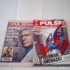 Cómics: THE PULSE - PANINI - COLECCION COMPLETA - 16 NUMEROS - MUY BUEN ESTADO - GORBAUD. Lote 216852221