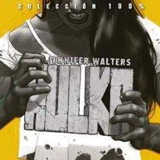 Cómics: JENNIFER WALTERS: HULKA. 100% MARVEL (2018) COMPLETA 3 TOMOS MARIKO TAMAKI. Lote 216928893