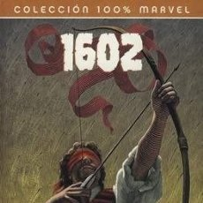 Cómics: 100% MARVEL - 1602 DE NEIL GAIMAN & KUBERT - PANINI. Lote 216929286