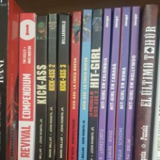 Cómics: KICK ASS Y HIT GIRL. Lote 216934425