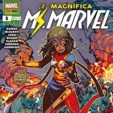 Cómics: MAGNIFICA MS MARVEL (LA SERIE EN GRAPA 2019) 13 NºS COMPLETA. Lote 217014002