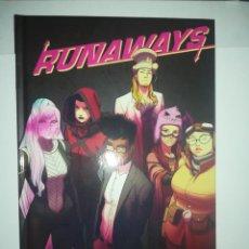 Cómics: RUNAWAYS #3 ESO FUE AYER (100% MARVEL HC). Lote 217036848