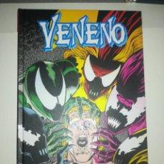 Cómics: VENENO NOCHES DE VENGANZA / GUERRA DE SIMBIONTES (100% MARVEL HC). Lote 217036970