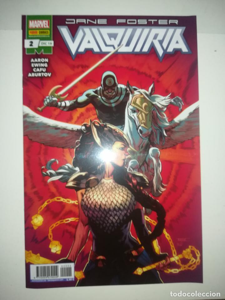 JANE FOSTER VALQUIRIA #2 (Tebeos y Comics - Panini - Marvel Comic)