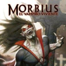 Cómics: MORBIUS 1. VIEJAS HERIDAS. Lote 217140282