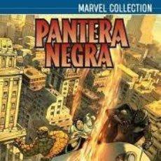 Cómics: MARVEL COLLECTION Nº 13 PANTERA NEGRA Nº 3 DOS MAS DOS - PANINI - CARTONE - IMPECABLE - OFM15. Lote 217609568