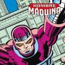Cómics: MARVEL LIMITED EDITION. EL HOMBRE MÁQUINA. TOMO PANINI. JACK KIRBY.. Lote 217609737