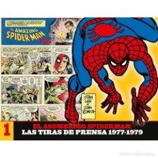 Cómics: EL ASOMBROSO SPIDERMAN LAS TIRAS DE PRENSA Nº 1 1977-1979 - PANINI - CARTONE - OFM15. Lote 217611853