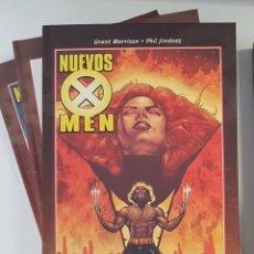 Cómics: NUEVOS X-MEN TOMOS 5 , 6 , 7 - TOMO BEST OF MARVEL ESSENTIALS - PANINI - GRANT MORRISON. Lote 217613825