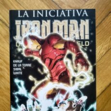 Cómics: IRON MAN DIRECTOR DE SHIELD Nº 2 - LA INICIATIVA. Lote 217665980