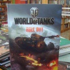 Cómics: WORLD OF TANKS. ORDEN DE BATALLA. ENNIS Y EZQUERRA. PANINI.. Lote 217896815