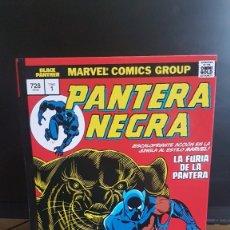 Cómics: PANTERA NEGRA. Lote 217908195
