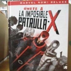 Cómics: LA IMPOSIBLE PATRULLA X Nº 2 / REVOLUCION / MARVEL NOW DELUXE. Lote 218083506