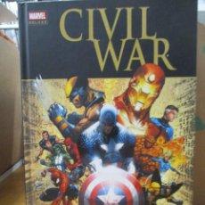 Cómics: CIVIL WAR / INTEGRAL / MARVEL DE LUXE. Lote 218085318