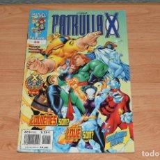 Comics : PATRULLA X Nº40. Lote 218237897