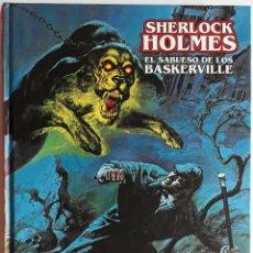 Cómics: SHERLOCK HOLMES (ED. LIMITADA NÚMERADA CIFRAS ROMANAS) USO INTERNO PANINI (ÚNICO A LA VENTA). Lote 218113047